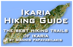 Ikaria Hiking Guide - The best hiking trails in Ikaria
